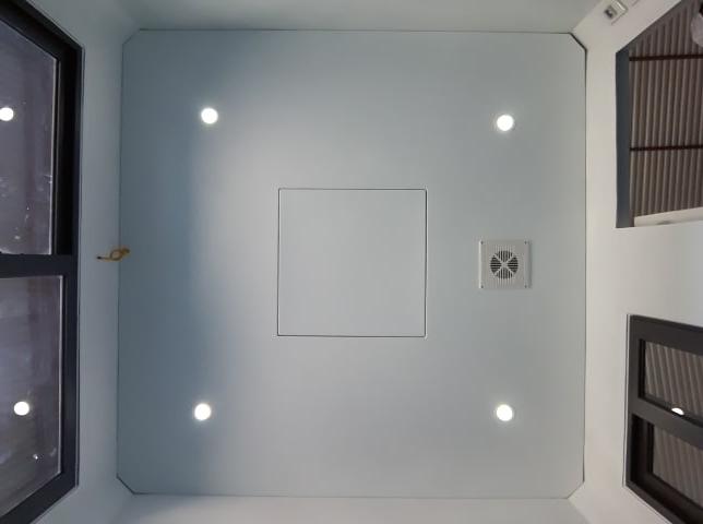 Nội thất nhà bảo vệ chịu nhiệt Vinacabin