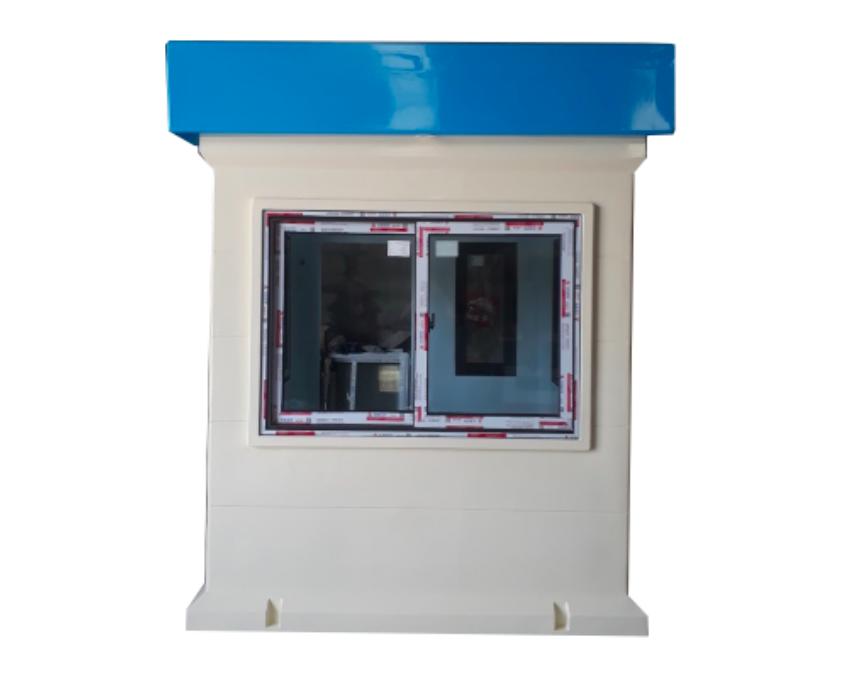 Bốt bảo vệ bằng vật liệu composite đúc liền khối Handy H2x2m