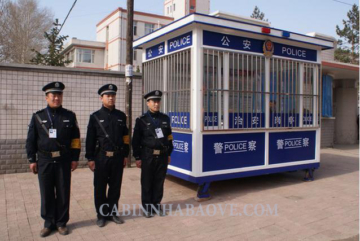 Bốt gác cảnh sát JWAZA6