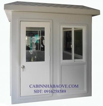 Cabin bảo vệ 2m