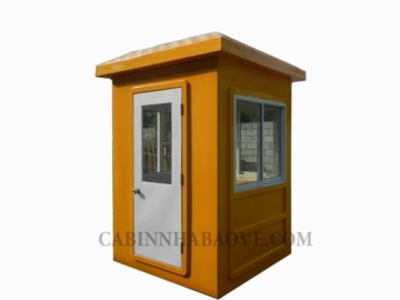 Cabin bảo vệ màu vàng