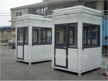 Cabin bốt gác LSB10