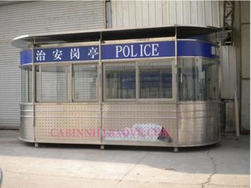 Cabin bốt gác cảnh sát JWZA17