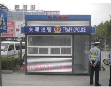 Cabin bốt gác dùng cho cảnh sát giao thông JWZA 16