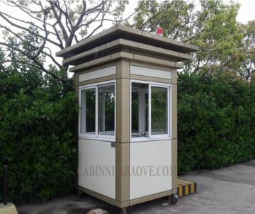 Cabin nhà bảo vệ khu du lịch LSB12
