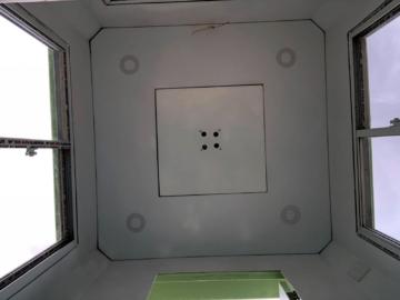 Trần chốt gác composite VINACABIN 1,35m