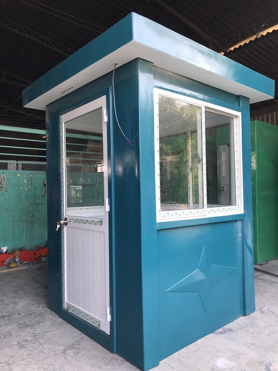 Cabin bảo vệ SAIGON ECS