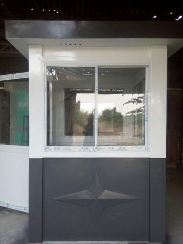 Giá cabin bảo vệ SAIGON ECS
