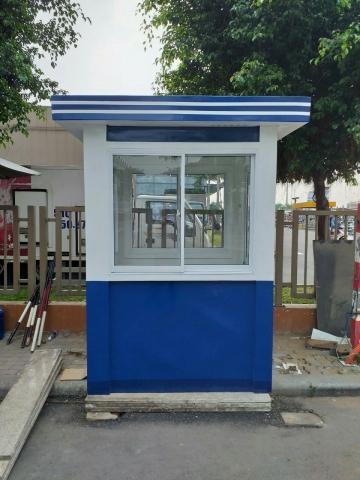 CABIN CHÔT BẢO VỆ SAIGON ECS