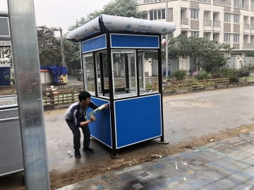 Cabin bảo vệ do Saigon ECS cung cấp