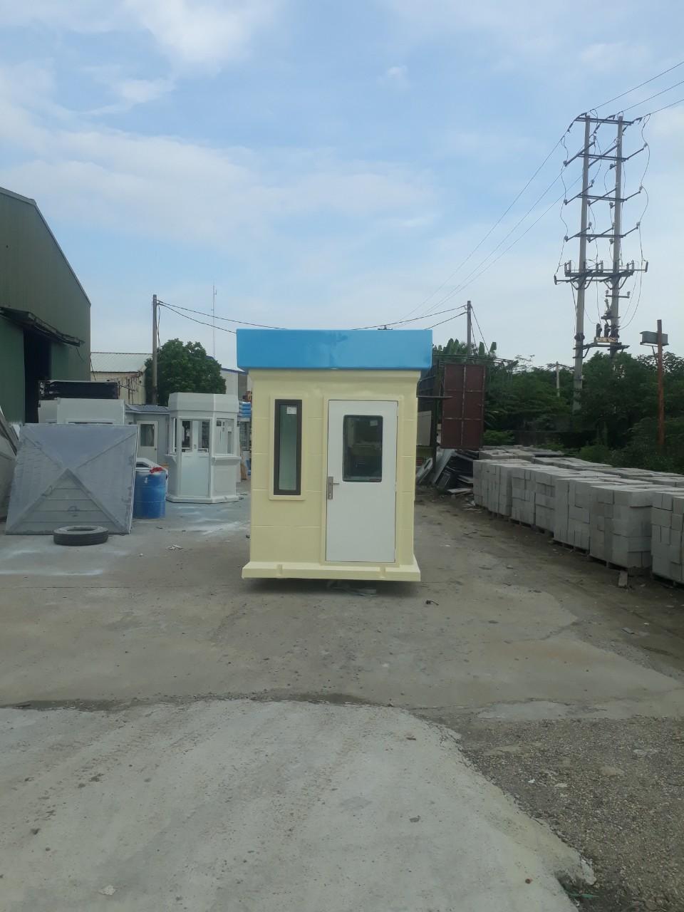 Chốt an ninh Handy Booths