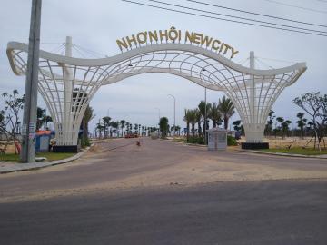 Saigon ECS cung cấp chốt bảo vệ cho dự án Nhơn Hội , Bình ĐỊnh