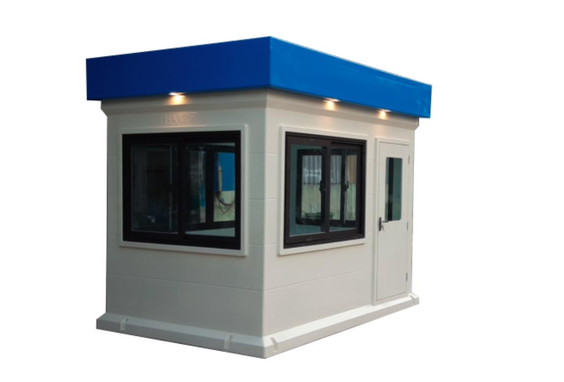 Nhà bảo vệ mái hộp Handy Booths